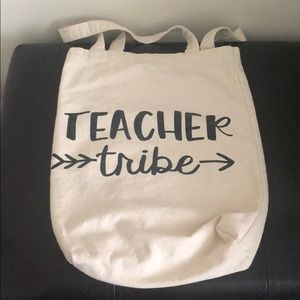 Handbags - Teacher tribe bag